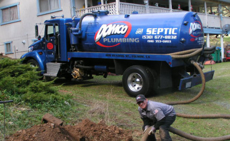 Pilot Hill Septic Pumping