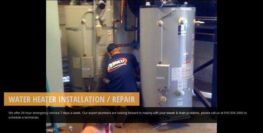 Sacramento Water Heaters