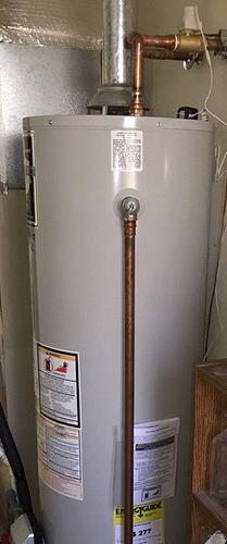 water heater energy efficiency